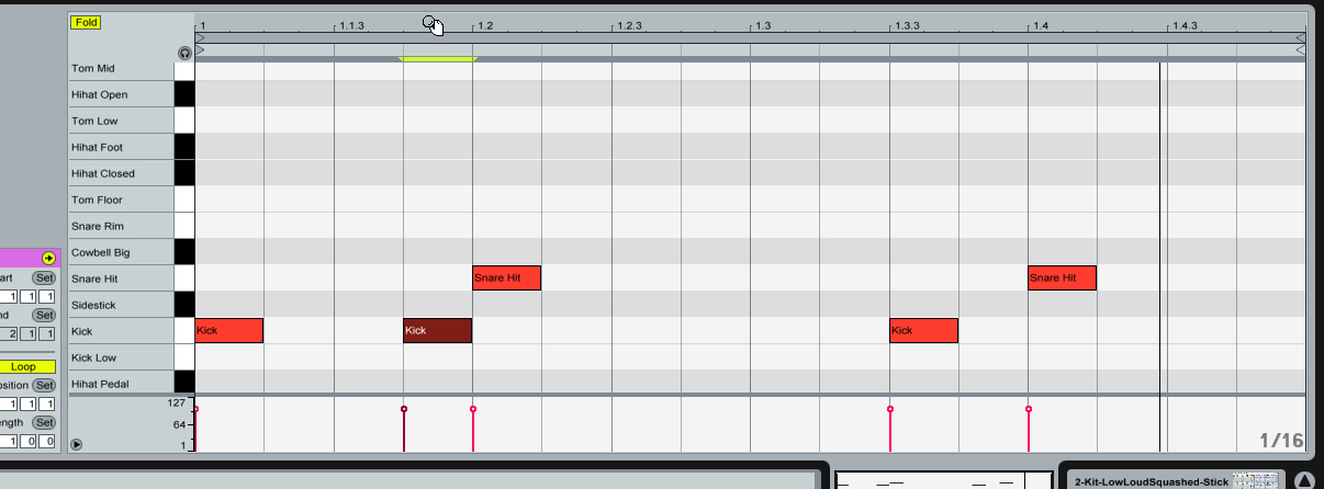 Drum Programing with Ableton Live - Austin Ableton Tutor
