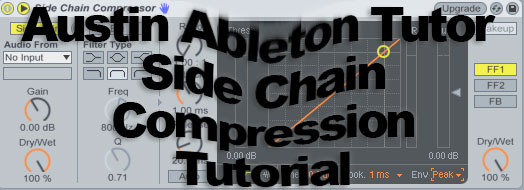 Side Chain Compression Title Pic
