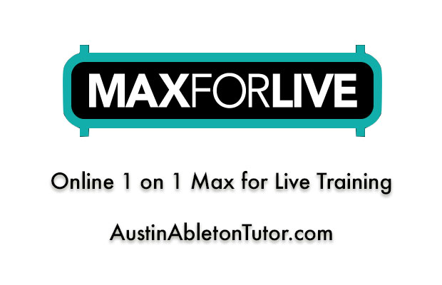 Max For Live online training