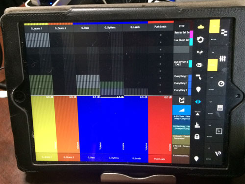 Touchable Ipad Ableton Training
