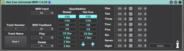 Ableton Template isotonik_DJ_Cues