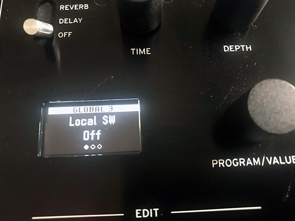 Korg Prologue Local Off