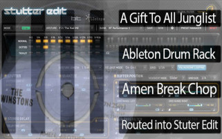 Free Ableton Drum Rack