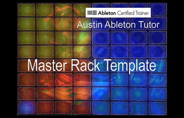 Ableton Push Master Rack